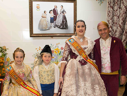 Falleros de Honor – Fallas 2019